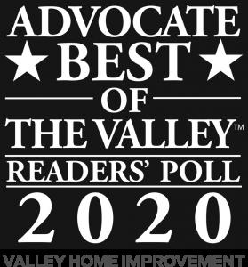 Valley Advocate Best Home Improvement 2020