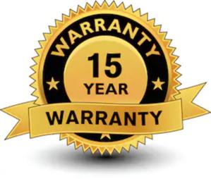 Valley Solar 15 year warranty